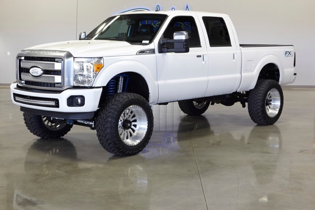 2016 F-350 Crew Cab 4x4 Pickup #GEA62531 - photo 1