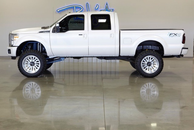 2016 F-350 Crew Cab 4x4 Pickup #GEA62531 - photo 7