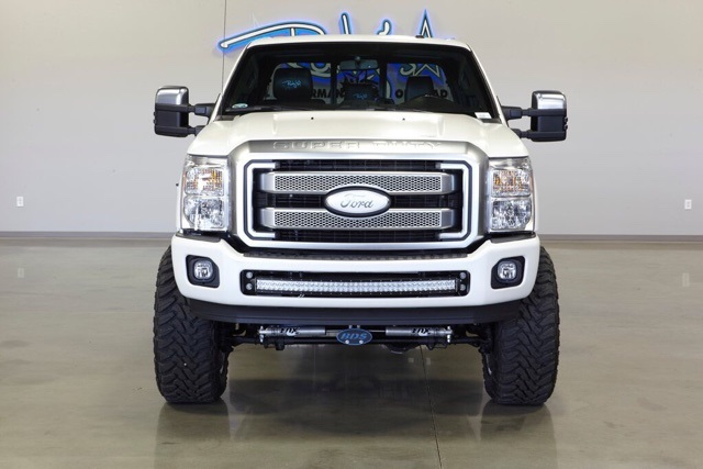 2016 F-350 Crew Cab 4x4 Pickup #GEA62531 - photo 8
