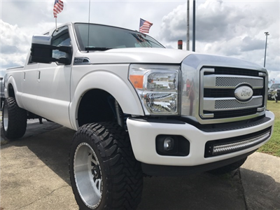 2016 F-350 Crew Cab 4x4 Pickup #GEA62531 - photo 9