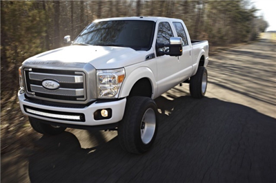 2016 F-350 Crew Cab 4x4 Pickup #GEA62531 - photo 11