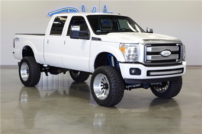 2016 F-350 Crew Cab 4x4 Pickup #GEA62531 - photo 3