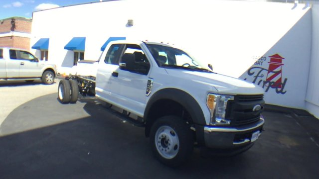 2017 F-450 Super Cab DRW 4x4 Cab Chassis #H1064 - photo 3