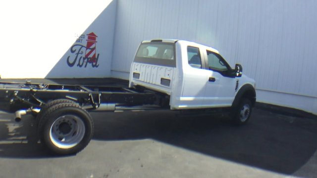 2017 F-450 Super Cab DRW 4x4 Cab Chassis #H1064 - photo 2