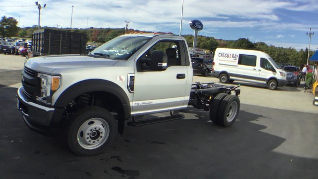 2017 F-550 Regular Cab DRW 4x4 Cab Chassis #H1091 - photo 5