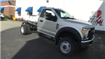 2017 F-550 Regular Cab DRW 4x4 Cab Chassis #H1091 - photo 3