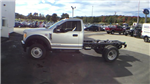 2017 F-550 Regular Cab DRW 4x4 Cab Chassis #H1091 - photo 6