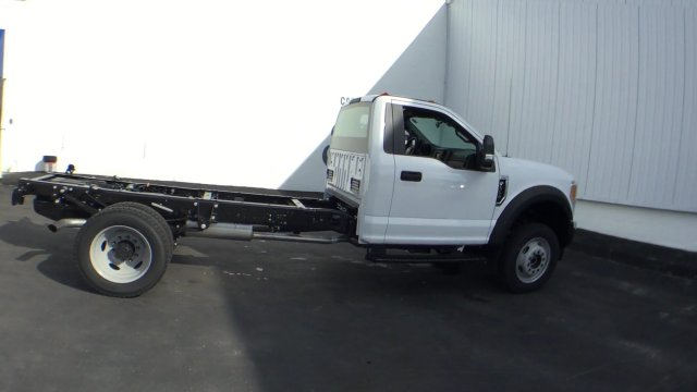 2017 F-550 Regular Cab DRW 4x4 Cab Chassis #H1094 - photo 9