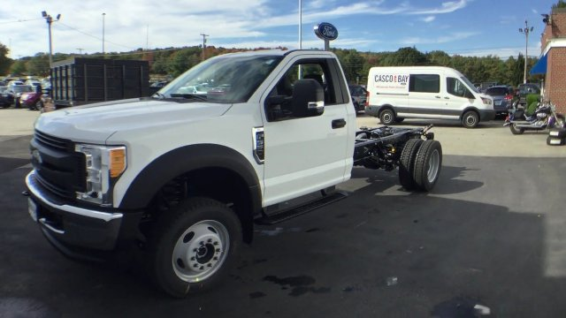 2017 F-550 Regular Cab DRW 4x4 Cab Chassis #H1094 - photo 5