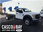 2017 F-550 Regular Cab DRW 4x4 Cab Chassis #H1094 - photo 1
