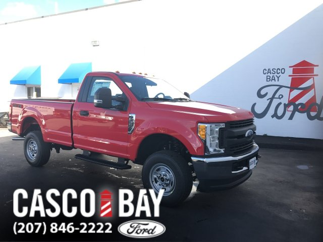 2017 F-350 Regular Cab 4x4 Pickup #H1135 - photo 1