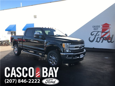 2017 F-350 Crew Cab 4x4 Pickup #H1137 - photo 1