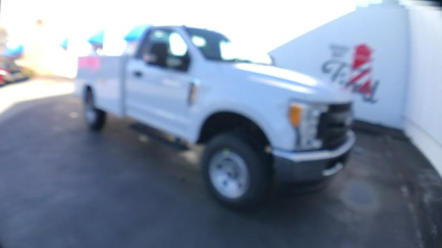 2017 F-350 Regular Cab 4x4 Service Body #H1161 - photo 3
