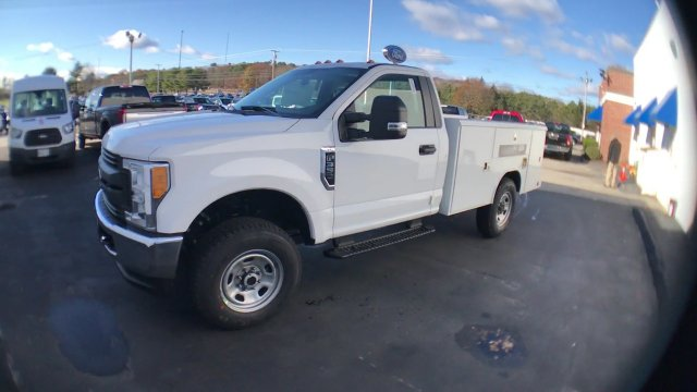 2017 F-350 Regular Cab 4x4 Service Body #H1161 - photo 5