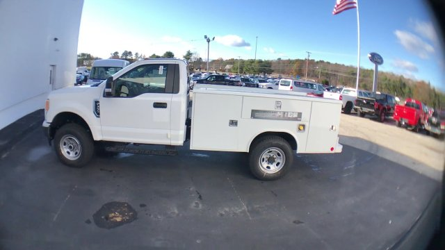2017 F-350 Regular Cab 4x4 Service Body #H1161 - photo 6