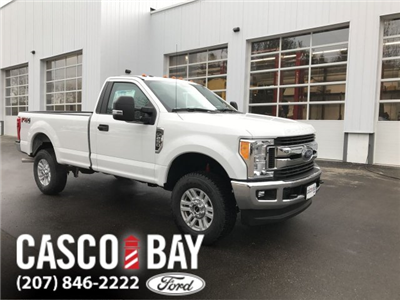2017 F-250 Regular Cab 4x4, Pickup #H1190 - photo 1