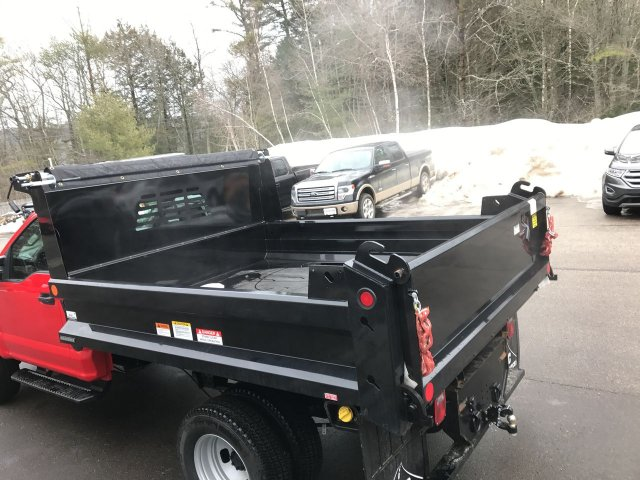 2017 F-350 Regular Cab DRW 4x4, Dump Body #H1201 - photo 17
