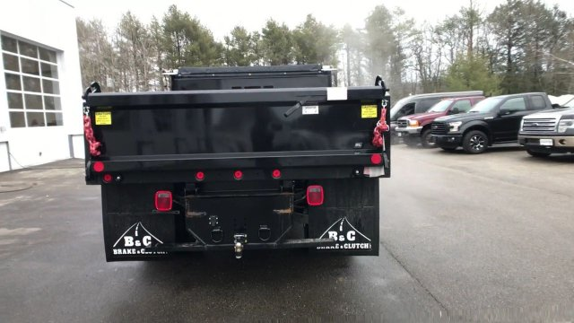 2017 F-350 Regular Cab DRW 4x4, Dump Body #H1201 - photo 4