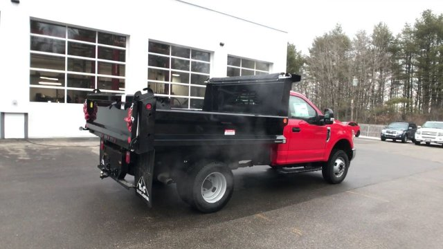 2017 F-350 Regular Cab DRW 4x4, Dump Body #H1201 - photo 2