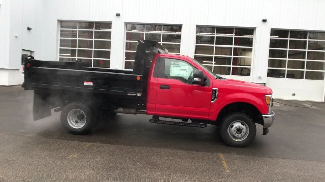 2017 F-350 Regular Cab DRW 4x4, Dump Body #H1201 - photo 5