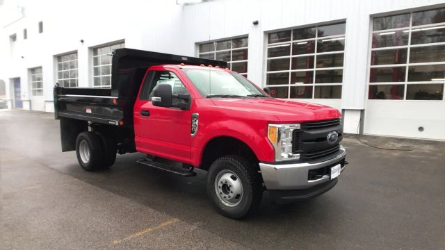 2017 F-350 Regular Cab DRW 4x4, Dump Body #H1201 - photo 6