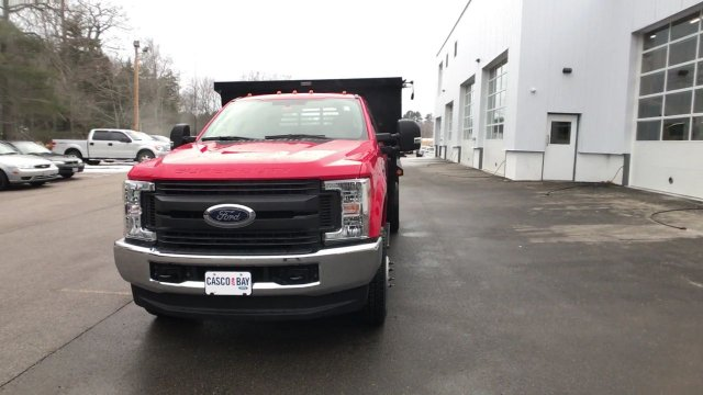 2017 F-350 Regular Cab DRW 4x4, Dump Body #H1201 - photo 7
