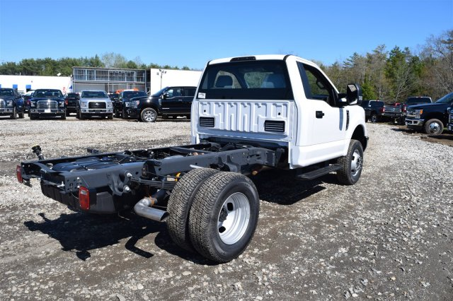 2017 F-350 Regular Cab DRW 4x4, Cab Chassis #H568 - photo 2