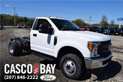 2017 F-350 Regular Cab DRW 4x4 Cab Chassis #H568 - photo 1