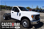 2017 F-350 Regular Cab DRW 4x4, Cab Chassis #H568 - photo 1