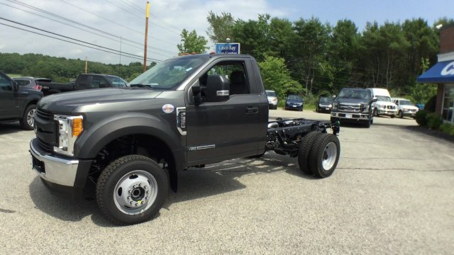 2017 F-550 Regular Cab DRW 4x4, Cab Chassis #H854 - photo 7
