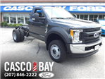 2017 F-550 Regular Cab DRW 4x4 Cab Chassis #H854 - photo 1