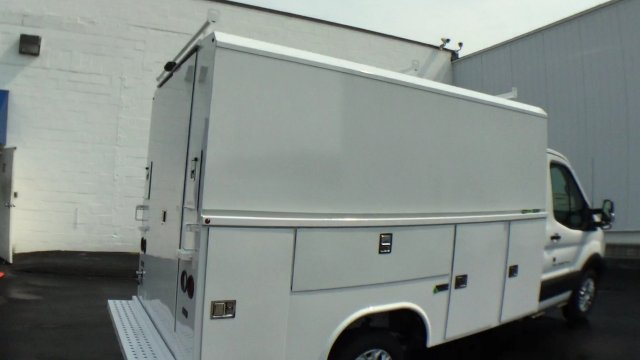 2017 Transit 350 Low Roof, Service Utility Van #H912 - photo 2