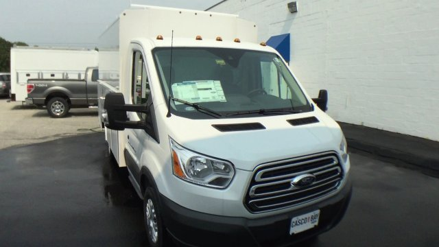 2017 Transit 350 Low Roof, Service Utility Van #H912 - photo 4