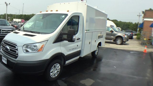 2017 Transit 350 Low Roof, Service Utility Van #H912 - photo 5