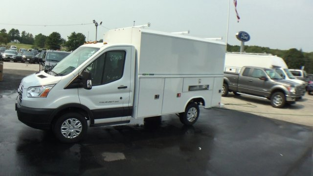 2017 Transit 350 Low Roof, Service Utility Van #H912 - photo 6
