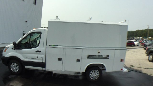 2017 Transit 350 Low Roof, Service Utility Van #H912 - photo 7