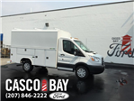 2017 Transit 350 Low Roof, Service Utility Van #H912 - photo 1