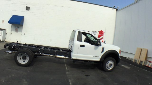 2017 F-550 Regular Cab DRW 4x4 Cab Chassis #H939 - photo 9