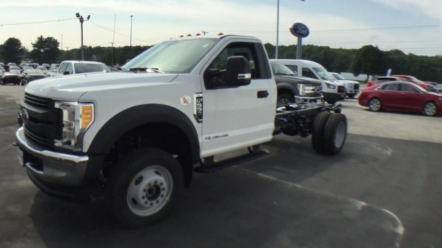 2017 F-550 Regular Cab DRW 4x4 Cab Chassis #H939 - photo 5