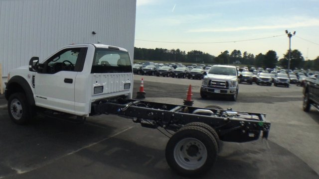 2017 F-550 Regular Cab DRW 4x4 Cab Chassis #H939 - photo 7