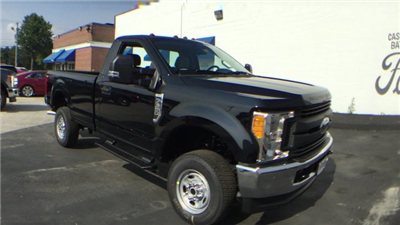 2017 F-350 Regular Cab 4x4 Pickup #H973 - photo 3