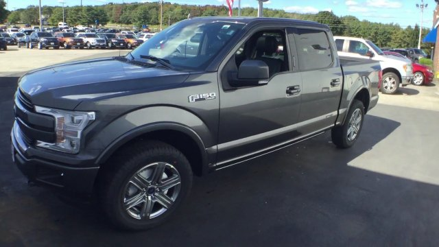 2018 F-150 Crew Cab 4x4 Pickup #J029 - photo 5