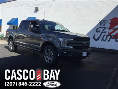 2018 F-150 Crew Cab 4x4 Pickup #J029 - photo 1