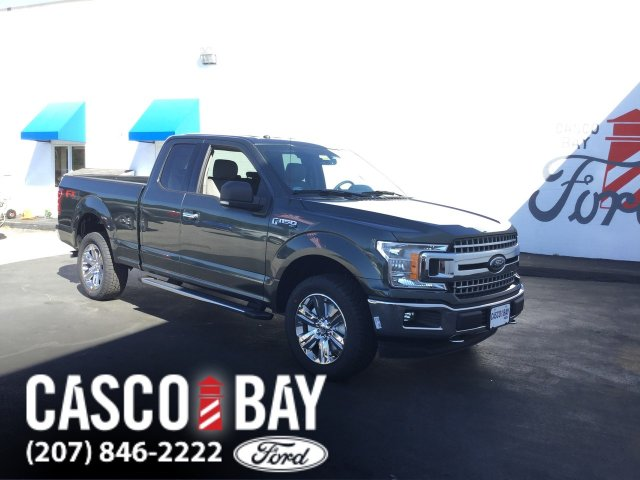 2018 F-150 Super Cab 4x4, Pickup #J034 - photo 1