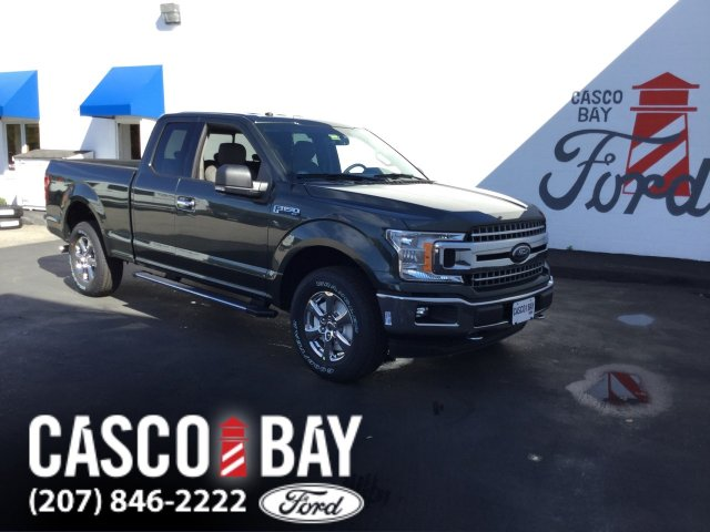 2018 F-150 Super Cab 4x4 Pickup #J038 - photo 1