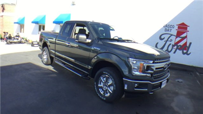 2018 F-150 Super Cab 4x4 Pickup #J038 - photo 3