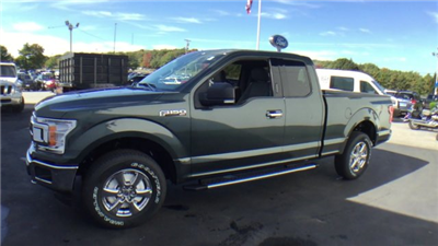 2018 F-150 Super Cab 4x4 Pickup #J038 - photo 5