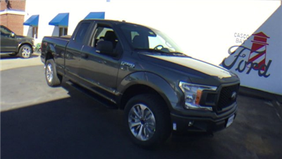 2018 F-150 Super Cab 4x4 Pickup #J043 - photo 3