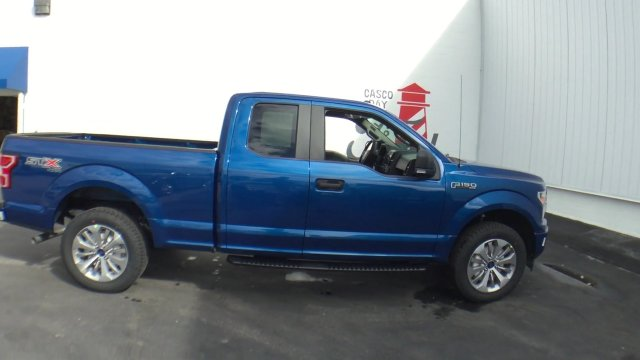 2018 F-150 Super Cab 4x4 Pickup #J055 - photo 9