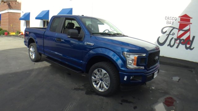 2018 F-150 Super Cab 4x4 Pickup #J055 - photo 3